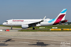 Eurowings [EW][EWG] / D-AEWT / A320-214 / EDDH (starger64) Tags: canoneos1dmrakiv hamburgairport ham flughafenhamburg eddh aviation airplane aircraft arlines eurowings 歐洲之翼 daewt a320214 a320 airbus ef24704isl