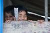 Ladies of Myanmar (Kathy~) Tags: myanmar woman fc burma people person one hat smile