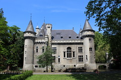 Kasteel Zellaer, Bonheiden (Erf-goed.be) Tags: kasteel zellaer bonheiden archeonet geotagged geo:lat=510334 geo:lon=4538 antwerpen