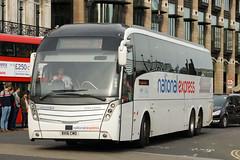 National Express - BX16 CMO (peco59) Tags: bx16cmo sh209 scania k410eb6 k410 caetano levante nationalexpress psv pcv