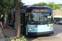 IMG_7735 (GojiMet86) Tags: mta nyc new york city bus buses 2017 xd60 6006 subway shuttle 31st street ditmars blvd