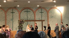 "Lauren and Bradley's Wedding Ceremony • <a style=""font-size:0.8em;"" href=""http://www.flickr.com/photos/109120354@N07/27567694807/"" target=""_blank"">View on Flickr</a>"