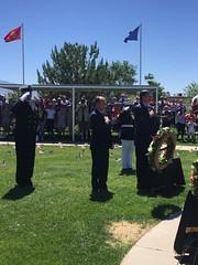 Memorial Day In Rio Rancho, May 28, 2018