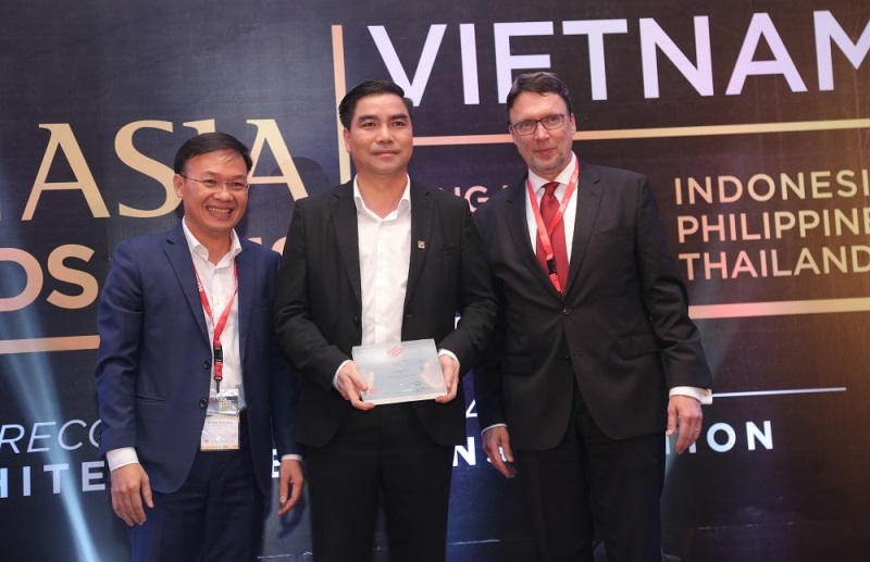 Phúc Khang Corporation lọt Top 10 giải BCI Asia Awards 2018