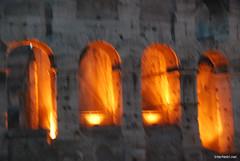 Нічний Рим, Італія InterNetri Italy 103