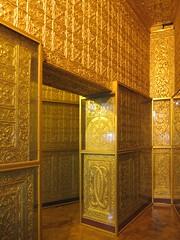 Guilded Corridor (D-Stanley) Tags: botahtaungpagoda yangon myanmar burma