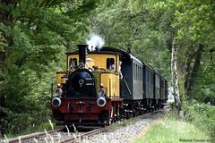 "MBS loc 7 ""Magda"", Stepelo (cellique) Tags: mbs loc7 magda haaksbergen boekelo stepelo museumtrein spoorwegen treinen eisenbahn zuge railway train"