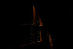 Church door at nighttime (TheWorldSleeps) Tags: door night nightphotography landscape landscapephotography photography light sunset nighttime dusk lights doorway open orange nightlife urban urbanphotography urbannightphotography