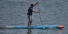 Paddling (Scott 97006) Tags: paddle board man exercise water river