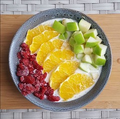 (Flavor my Kitchen) Tags: fruit fruits vegan cooking bowl orange bolivia instagram food fruity veganism flickr drinks cookingathome chef home healthy