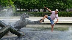 Bratislava '18 (faun070) Tags: bratislavayouthfountain slovakia faun070 dutchguy tourist
