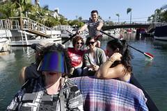 Row, row, row your boat....... (rick41241) Tags: gondola family water