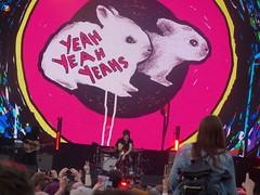 Yeah Yeah Yeahs at All Points East (werelostinmusic) Tags: allpointseast festival festivalseason musicfestival music livemusic musicblog victoriapark london yeahyeahyeahs yyys kareno band musicians performers artists