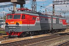 VL10-1186 (zauralec) Tags: rzd ржд электровоз локомотив курган депо kurgan depot вл10 vl10 vl101186 1186 вл101186