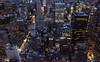Manhattan (mariolka3) Tags: trip usa lights topoftherock manhattan nikon view sunset skyscraper buildings night city nyc newyork tor