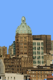 Vancouver British Columbia- The Sun Tower - 1912_ Beaux Arts Architecture