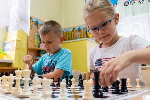 V Turniej Szachowy o Mistrzostwo Przedszkola Miejskiego Nr 1-3