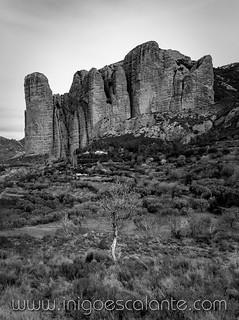 Los Mallos de Riglos - Huesca