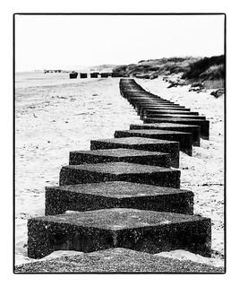 East Yorkshire Sea Defences.