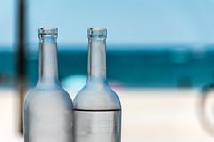 Summer Feeling (NathalieSt) Tags: europe france hérault lagrandemotte languedocroussillon occitanie borddemer mer nikon nikond5500 nikonpassion nikonphotography sea seaside water eau carafe bottle