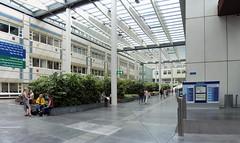 20180525-025 Rotterdam Erasmus MC (SeimenBurum) Tags: rotterdam netherlands erasmus erasmusmc hospital ziekenhuis panorama architecture architectuur tuin