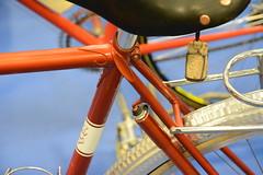 CR2018-0356 Harvey Cycle Works rando - Ron Gurth (kurtsj00) Tags: classic rendezvous 2018 vintage lightweight bicycles bike harvey cycle works rando ron gurth