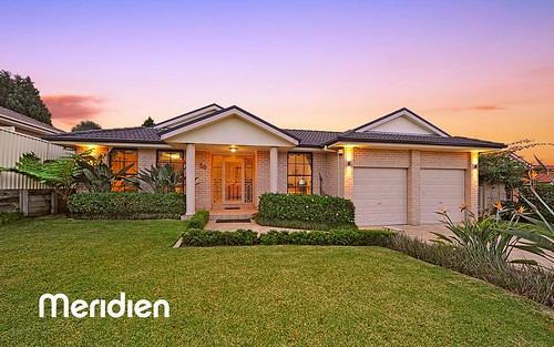 56 Connaught Cct, Kellyville NSW