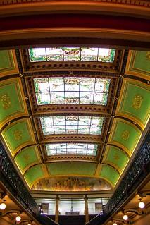 Iowa State Capital ~ Rotunda ~ Des Moines Iowa