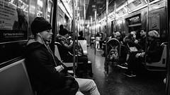 MTA #II (Alexander Rentsch) Tags: sonya7ii sonyfe28mmf2 usa newyork manhattan subway underground ubahn urban city retro vintage colors colours geometry vscofilm