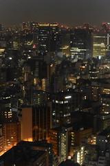 tokyo7242 (tanayan) Tags: urban town cityscape tokyo japan night view nikon v3 東京 日本 observation world trade center