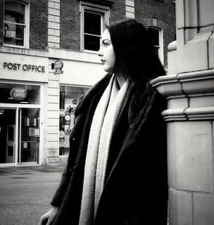 Post Office Girl.