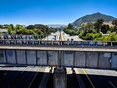 2018-161 Overpass (Michael_Soliman) Tags: 2018 sanluisobispo railroadtracks highway101 year7 overpass californiablvd project365