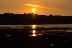 ec Baie se St Brieuc (ka.ec) Tags: baie saint brieuc mer soleil coucher bretagne cotes armor