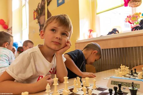 X Szachowe Mistrzostwa Przedszkola Miejskiego Nr 6-11