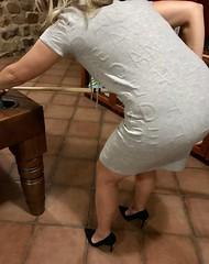 MyLeggyLady (MyLeggyLady) Tags: sex ass hotwife milf sexy secretary teasing minidress thighs pumps stiletto cfm legs heels