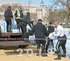 USPP, Mar. 2018 -- 116 (Bullneck) Tags: spring americana washingtondc protest nationalmall cops police uniform heroes macho toughguy uspp usparkpolice motorcops motorcyclecops motorcyclepolice boots breeches biglug bullgoons mountedcops mountedpolice gun federalcity