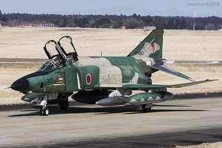Japan Air Self Defence Force, McDonnell Douglas RF-4EJ Kai Phantom II, 57-6907.