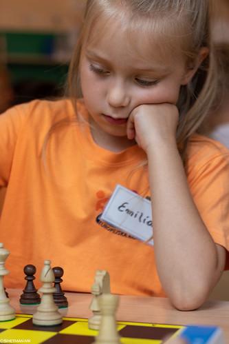 VIII Turniej Szachowy Przedszkolaków o Mistrzostwo Świdnicy-41