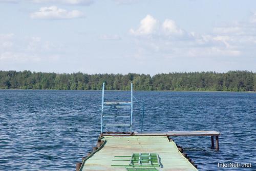Шацький Національний Природний Парк Озеро Пісочне  МІстки InterNetri  Ukraine 146