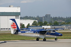 C-GVKI Twin Otter 400 (Vernon Harvey) Tags: cgvki viking twin otter pacific sky vancouver yvr