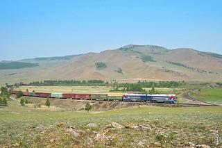 Khonkhor - most popular curve in Mongolia.