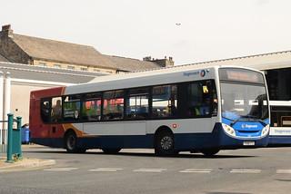 SCNL 22611 @ Lancaster bus station