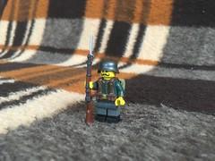 WW1 German soldier (daniilgulenkov) Tags: ww1 lego