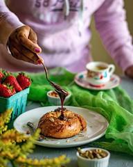 Braided cinnamon bread for breakfast! (abithiyaga) Tags: sweets spring foodstyling cinnamon tasty yummy foodie foodphotography food braidedbread bread