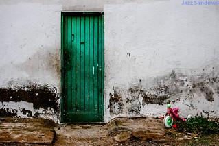 Triciclo. Arrecife, Lanzarote, febrero 2007.