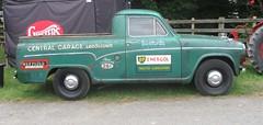 1961 Austin A55 Pickup #2 (occama) Tags: 597laf austin pickup green old original unrestored car cornwall uk a55 1961 leedstown half ton 10cwt