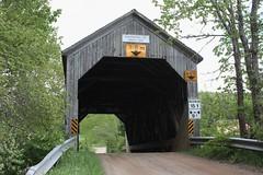 Malone Covered Bridge- Goshen, New Brunswick (Craigford) Tags: goshen newbrunswick canada bridge coveredbridge