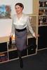 Ladylike... (Rikky_Satin) Tags: silk satin blouse pencil skirt vinyl pumps highheels belt clutch handbag purse nylons pantyhose crossdresser transvestite tranny tgirl tgurl sissy secretary office lady