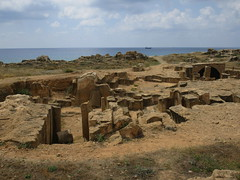 Tombs of the Kings, Paphos, Cyprus (Paul McClure DC) Tags: πάφοσ pafos paphos cyprus may2018 historic architecture geology mediterranean