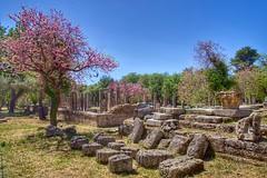 Archea Olimpia. Olimpia, Greece (mtm2935) Tags: olimpics grecia historic ancient greekgames greece olympia olimpiadas